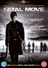 FATAL MOVE - DVD - REGION 2 UK