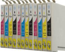 12 se adapta para Epson sx510w sx515w Cartuchos De Tinta Stylus Impresora
