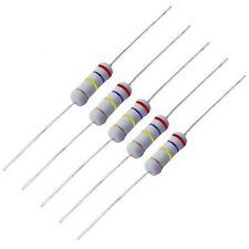 5 pack - 2 watt 5% metal oxide power resistors 270k ohm