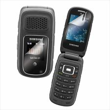 Samsung Rugby 3 III SGH-A997 - Black (Unlocked) Rugged PTT Flip Cell Phone- N