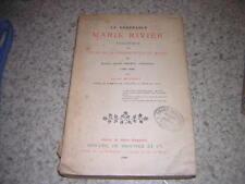 1898.Marie Rivier / Mourret.Bourg-Saint-Andéol.soeurs de Présentation de Marie