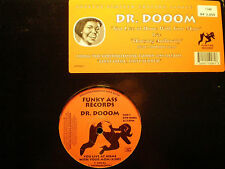 "DR. DOOOM - YOU LIVE AT HOME WITH YOUR MOMS (12"") 1999!!  RARE!!  KOOL KEITH!! ♫"