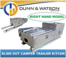 Slide Out Camper Trailer Kitchen Right Hand (Slideout, Pullout, Pull out)