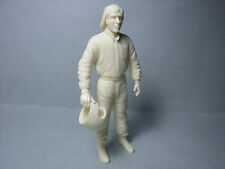 FIGURINE  1/18   A  PEINDRE  JACKIE  STEWART   VROOM  POUR  TYRRELL  MINICHAMPS