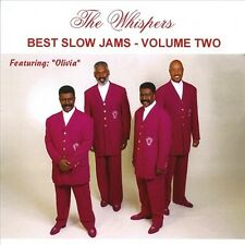 The Whispers-Best Slow Jams, Vol. Two  CD NEW