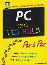 PC POUR LES NULS / H. STEVENSON / FIRST INTERACTIVE