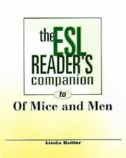 The ESOL Companion Guide Ser.: Of Mice and Men Vol. 2 by Linda Butler (1996,...