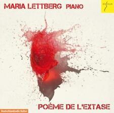 Lettberg, Maria-poeme de l'jouit-CD
