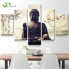 Abstract Buddha Oil Painting Buda Wall Art Print On Canvas Unframed XY565