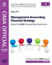 Management Accounting Financial Strategy (CIMA Official Learning System) (CIMA O
