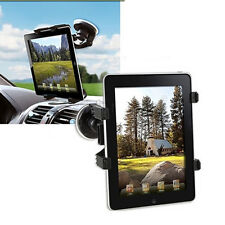 Universal Car Windshield Desk Mount Bracket Holder for iPad 1 2 3 Tablet Galaxy