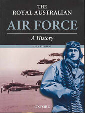 The Royal Australian Airforce L/New A History by Alan Stephens Oxford 0195555414