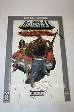 PUNISHER BARRACUDA 02 EL REGRESO Max Comics