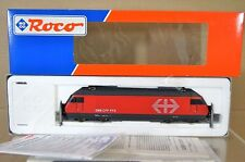 ROCO 43970 MARKLIN MäRKLIN AC DIGITAL SBB CFF Re 4/4 460 001-1 E-LOK LOCO MIB nc
