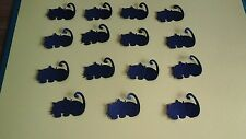 Die cut black sillhouette sleepy cat, cards, toppers, christmas, crafts, sizzix,