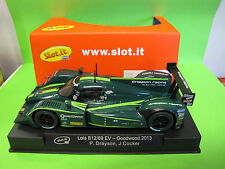 "Slot.it  Lola  B12/69 EV   "" Goodwood 2013 ""   Ref.  CA22e"