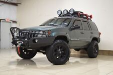Jeep: Grand Cherokee LIFTED 4X4