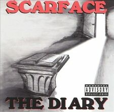 The Diary [PA] by Scarface (CD, Aug-2002, Rap-A-Lot)