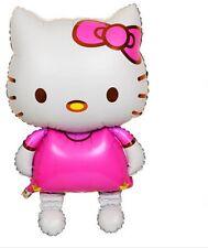 """Hello Kitty 32"""" Mylar Balloon Birthday Party Decorations"""