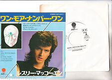 """LESLIE McKEOWN 7"""" PS Japan promo SHALL I DO IT bay city rollers BCR s3590"""