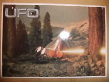 GERRY ANDERSON UFO DVD POSTCARD  vol 1 no 1  ED BISHOP SHADO NEW