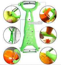 Super Slicer Vegetable Fruit Peeler Cutter Chopper Nicer Grater Kitchen Tool Mo