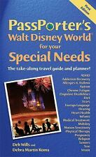 PassPorter's Walt Disney World for Your Special Needs: The Take-Along Travel Gui