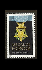 US 4823a Medal of Honor Korean War Army forever single MNH 2014