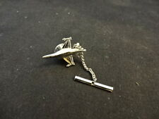 F-15 Fighting Falcon Jet Airplane Plane Lapel Necktie Tie Pin Jewelry