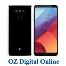 "NEW LG G6 H870 64GB 4G LTE 13MP 5.7"" Black Dual Sim Unlocked Phone 1 Yr Au Wty"