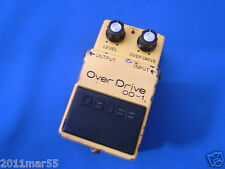 Boss OD-1 Over Drive Silver Screw Transparency Switch 8000 RC3403ADB 14 PIN CHIP