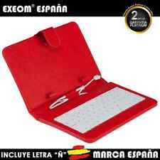 "FUNDA CON TECLADO TABLET FNAC 7 / BQ MAXWELL 2 7"" LITE PLUS COLORES FUNDA"
