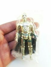 VINTAGE STAR WARS 1982 EMPIRE STRIKES BACK C3PO REMOVABLE LIMB KENNER BAGGIE A