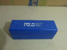 1 Blue PCGS Slab Storage Boxes - Each Box holds 20 Slabbed Coins