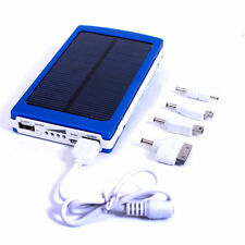30000mAh USB External Battery Charger Solar Power Bank for Samsung iphone 6 5S 4