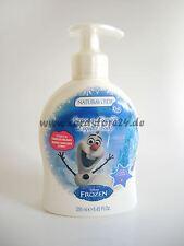 (1,92€/100ml) Disney Frozen Dosatore Di Sapone Liquido Regina Ghiaccio 250ml