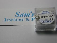 Genuine Citizen Part: Capacitor-Rechargable Battery Panasonic P#MT621//295-5100