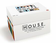 House M.D. The Complete Series Collection Blu-ray BRAND NEW!! House MD