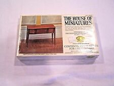The House of Miniatures Hepplewhite Huntboard, mint in box