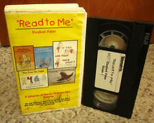 READ TO ME kids video Who Took The Farmer's Hat VHS Bobby Bear Blizzard 1993