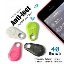 Smart Tag Bluetooth Tracker Bag Wallet Key Ring Tracer Finder GPS Locator Alarm