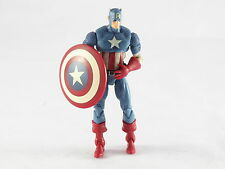 "Marvel Universe Captain America SDCC, Invaders Pack, Avengers Movie 4"" Figure"