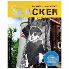 Slacker (Criterion Collection) [Blu-ray], New DVDs