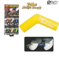 Motorcycle Rubber Shift Sock YELLOW Shoe Saver Cover Sportbike Cruiser Yamaha