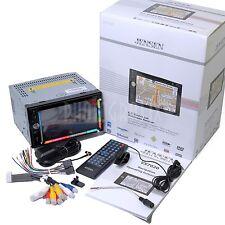 """NEW Jensen VX7020 Double DIN DVD/MP3 6.2"""" Touchscreen GPS Navigation w/Bluetooth"""