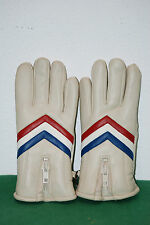 vintage retro snow collection gore tex thermo ski gloves guanti winter snowboard