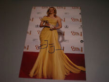 Laura Linney  Love Letters signed autograph Autogramm 8x12 inch foto in person