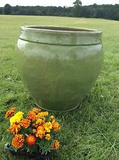 very large ceramic garden pot plants flowers great display CAN DELIVER
