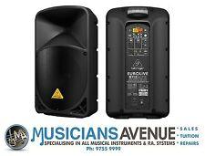 Behringer EUROLIVE B112MP3 Active PA Speaker & MP3 Player