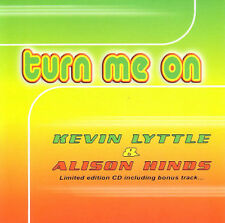 KEVIN LYTTLE & ALISON HINDS - TURN ME ON rare Single cd 4 mixes